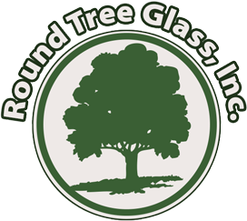Willits Round Tree Glass Logo